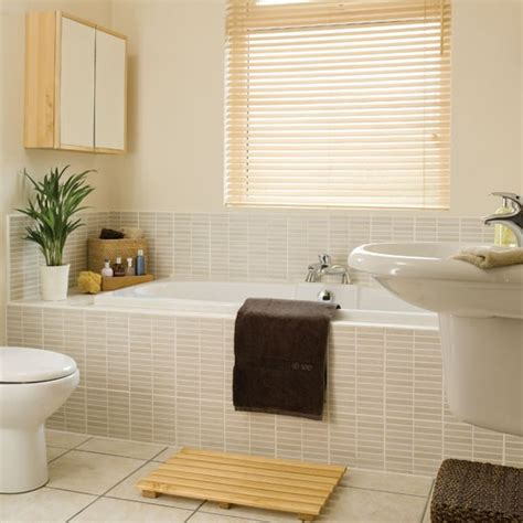 Neutral Bathroom - neutral bathroom housetohome co uk
