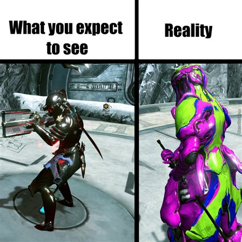 Warframe Memes - warframe colors by elrevenge meme center