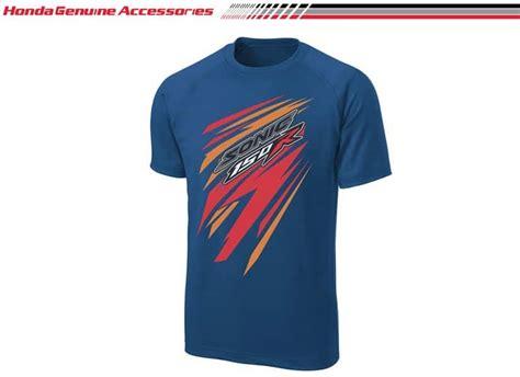 Tshirt Kaos Honda Cbr sonic blue t shirt merchendise resmi kaos honda