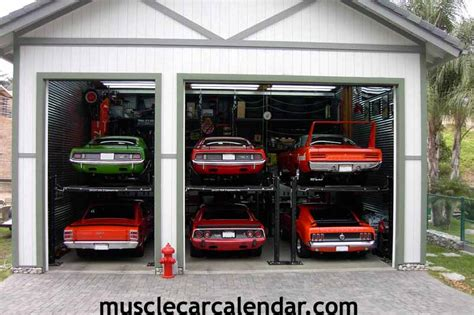 Engene Garage by 6 Cars With Interviews Engine Sounds And The Best