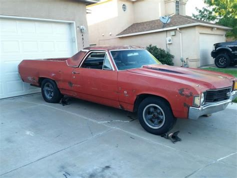 1972 el camino for sale 1972 chevrolet el camino ss 454 for sale in united