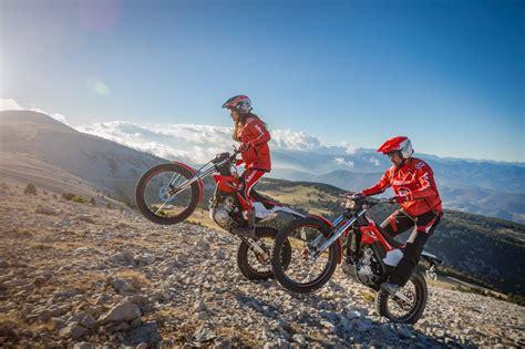 trials motocross montesa 4ride is a fantastic go anywhere street legal