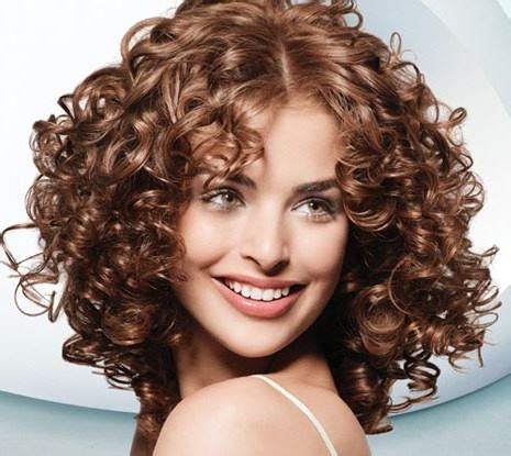 pictures of spiral perms for medium length hairstyles dashing spiral perm hairstyle