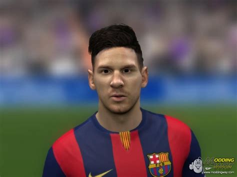 fifa 14 messi tattoo patch lionel messi new face and tatoo link fixed fifa 14