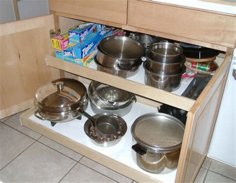 kitchen cabinet sliding shelves pull out shelves
