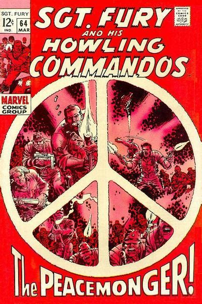 One Vol 64 Bekas sgt fury and his howling commandos vol 1 64 marvel database fandom powered by wikia