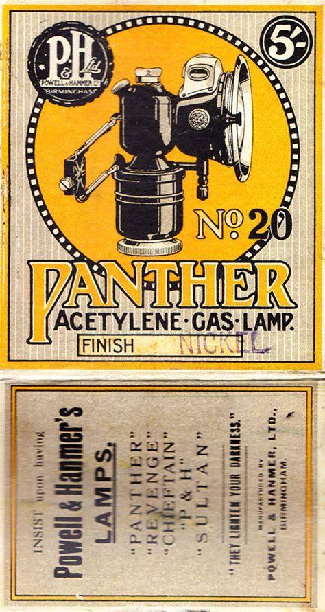 lade acetilene 1952 panther herrenrad www oldbike eu