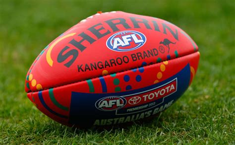 On The Afl by Sherrins To Be Presented To Captains At Afl Asia