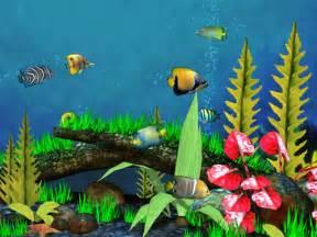 3D Fish Screensaver   Aquarium Screensaver Download