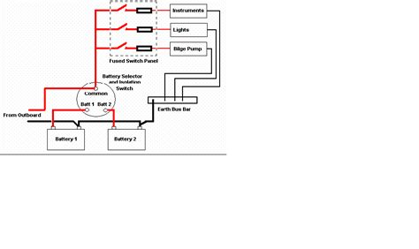 wiring a battery selector switch a free printable