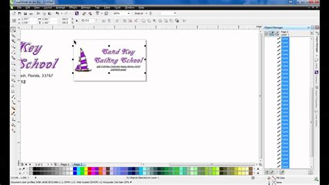 page layout design cdr working with multi page layouts in coreldraw graphics