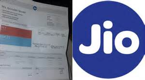 Reliance Broadband Bill Desk by The Reliance Jio Bill Of Rs 27 718 That S Viral On