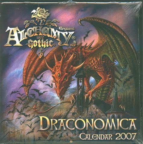 alchemy 1977 gothic 2018 0738748463 alchemy 1977 gothic draconomica calendar 2007 buch neu kaufen a019alrc01zzd