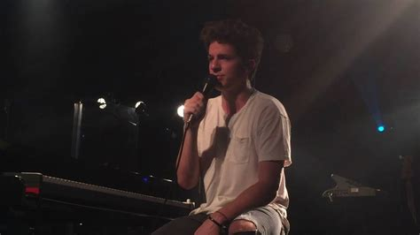 charlie puth then there s you charlie puth then there s you luxembourg 26 05 2016
