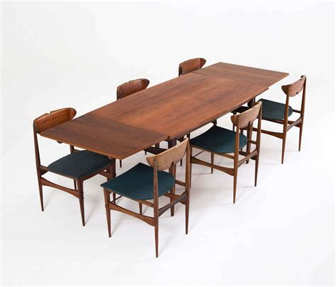 italian extendable dining table refined italian teak extendable dining table with brass