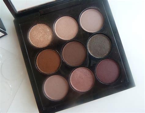 mac eye shadow x 9 burgundy times nine review