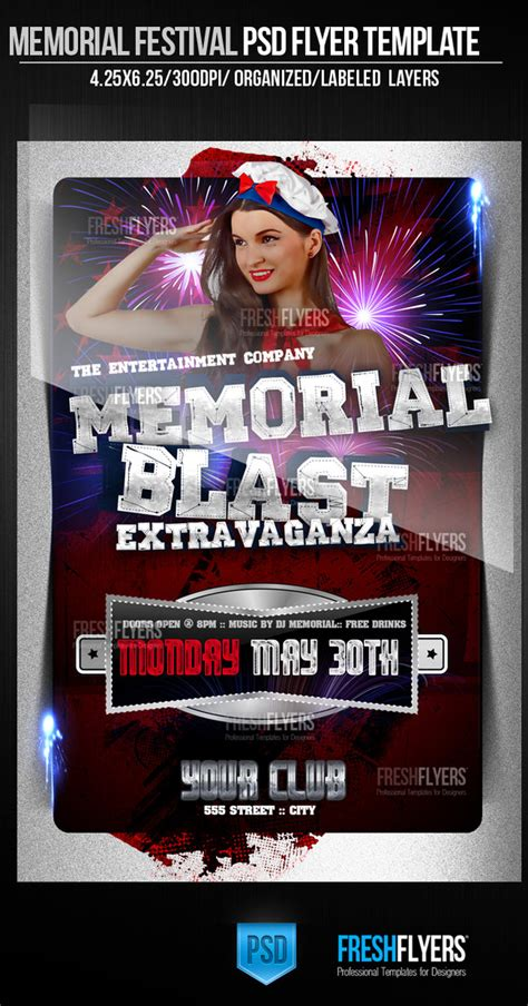 Memorial Celebration Psd Flyer Template By Imperialflyers On Deviantart Free Funeral Flyer Template Psd
