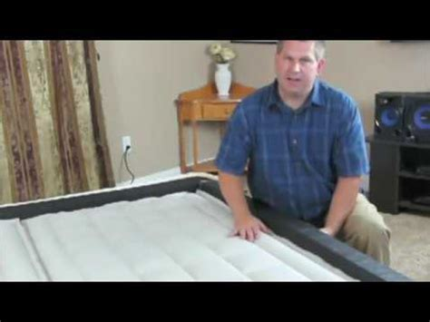 air bed parts  repairing bed sagging  sleep number beds youtube