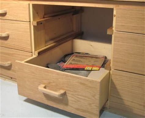Building Drawer Slides by Planning For Wood Movement In Drawers Woodworking Stack