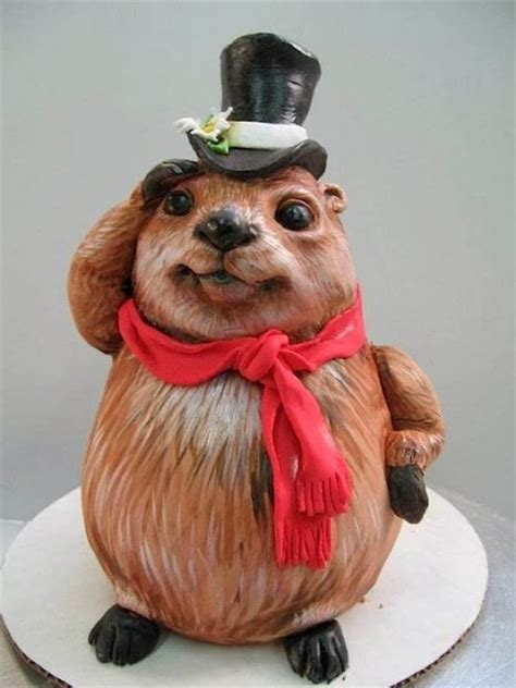 groundhog day wedding cake wrecks home sunday groundhog day