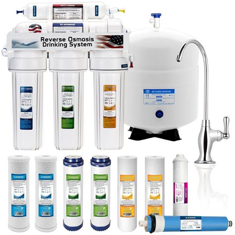 best sink osmosis system 8 best sink water filter systems in 2018 top picks