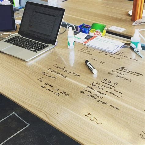 desk dry erase board 89 best images about office organization on pinterest
