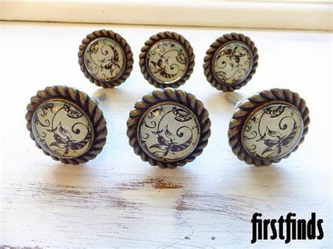 whimsical knobs background metal furniture by firstfinds
