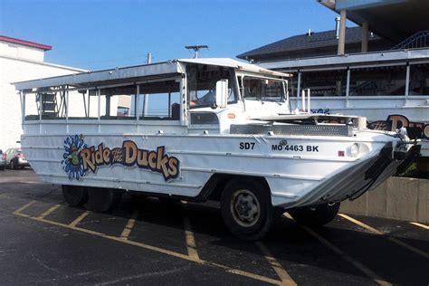 sinking boat duck survivor of duck boat sinking urges ban on such crafts
