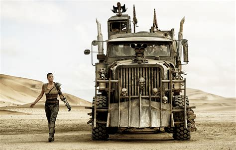 mad max mad max fury road black and white cut gets release collider