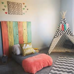 Toddler Bedroom Ideas For Girls 1000 ideas about montessori bed on pinterest floor beds montessori