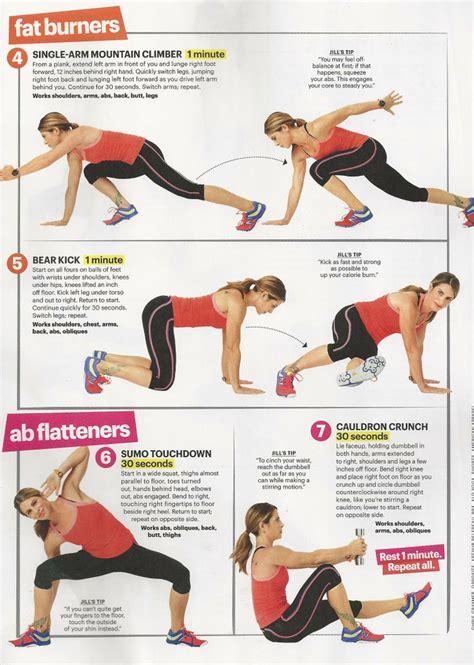 Best Detox Workout by 25 Best Ideas About Jillian On