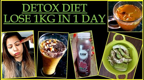11 Day Detox Diet by How To Detox Your In 1 Day Detox Diet Plan Detox