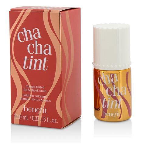 Sale Benefit Lollitint Cheek Lip Stain Import benefit new zealand cha cha tint mango tinted lip cheek stain by benefit fresh