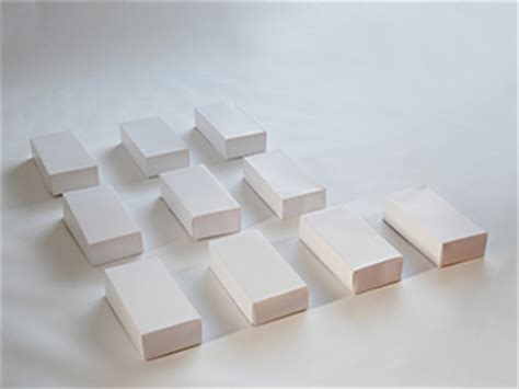 How To Make A Paper Brick - paper religions work marco dalbosco artist