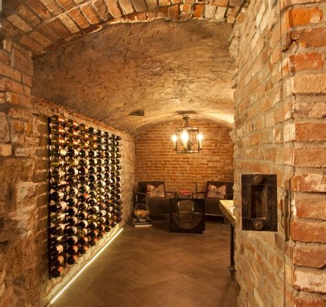 Home Interior Designs For Small Houses by Wine Cellar Rustic Wine Cellar Minneapolis By