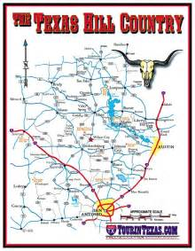 map of the hill country pin by smit on visit