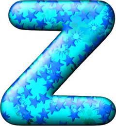 presentation alphabets balloon cool letter z