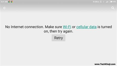 Can T Connect Play Store Play Can T Without Wifi