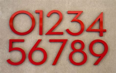 0007395205 number the stars essential modern number fonts for modern house