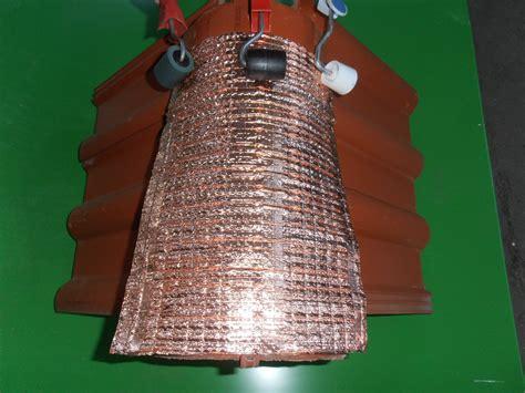 kupfer gegen moos selbstklebende kupferrolle zur reinhaltung ihres daches k 22