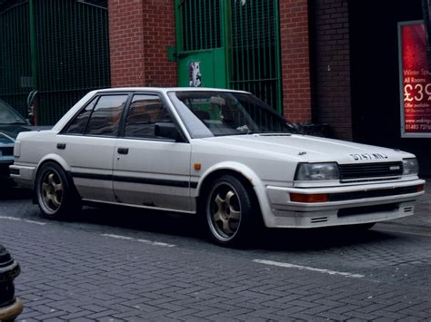nissan bluebird 1987 nissan bluebird photos informations articles