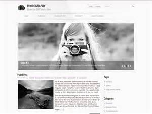 photography free wordpress theme