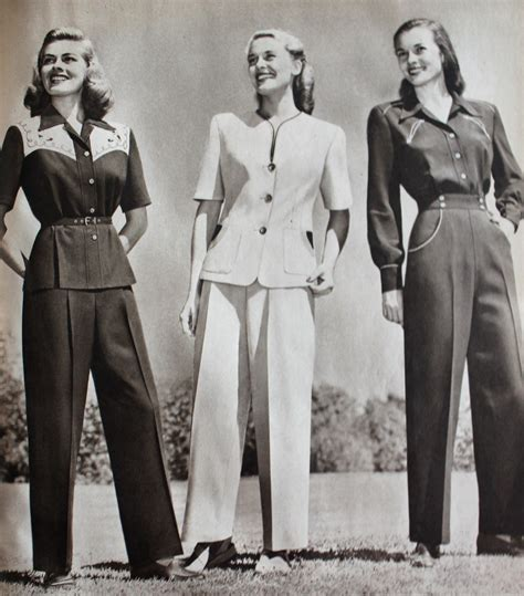1940s womens fashion 1940s ladies workwear clothes rosie s to nurses 1940s