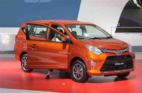Mobil Toyota Calya toyota calya spesifikasi mobil lcgc yang patut dimiliki