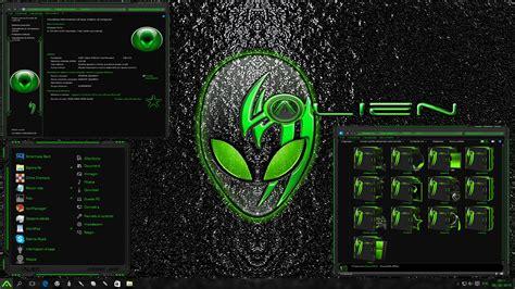 download alienware themes for windows 10 tema w10 alien return no november update by alien byte