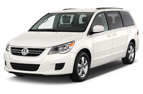 vw minivan volkswagen routan reviews research used models