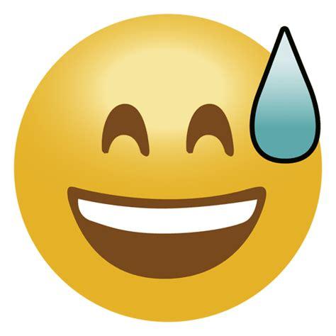 imagenes png emoticonos risa emoticono gota emoji descargar png svg transparente