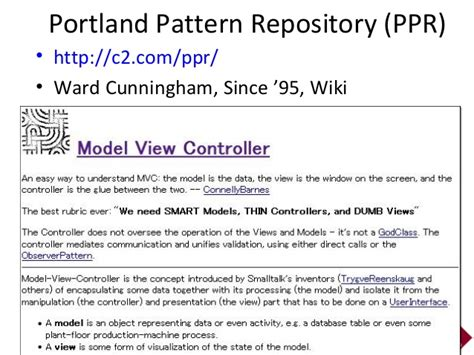 repository pattern group by agile2014 network analysis for software patterns