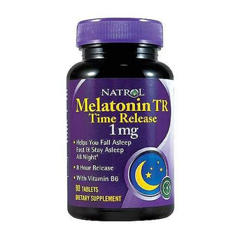 Special Offers Natrol Melatonin Tr Time Release 1 Mg 90 Tablets natrol melatonin time release 1 mg tablets with vitamin b6