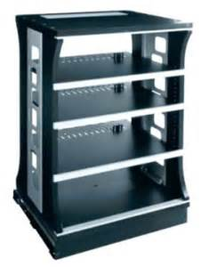 Audio Component Rack Systems Av Equipment Racks 3 Available Rack Solutions For The